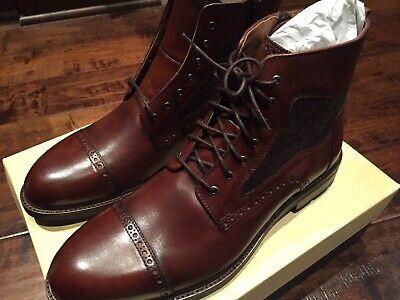 johnston and murphy zip boot