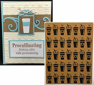 Coffee-Embossing-Folder-On-the-Go-Sizzix-660248-All-Occasion-Tim-Holtz-folders
