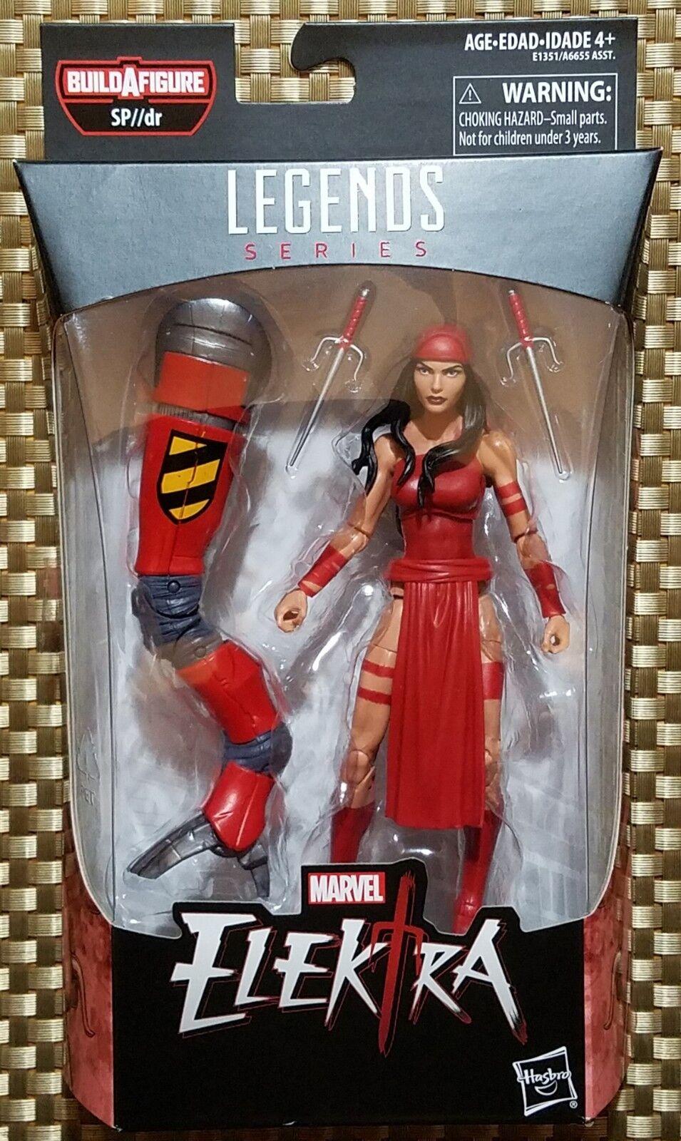 Marvel - legenden sp     dr. spdr sp - serie heroes for hire elektra blitzen.