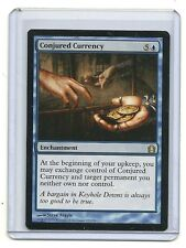 Conjured Currency-Magic the Gathering-Free Shipping