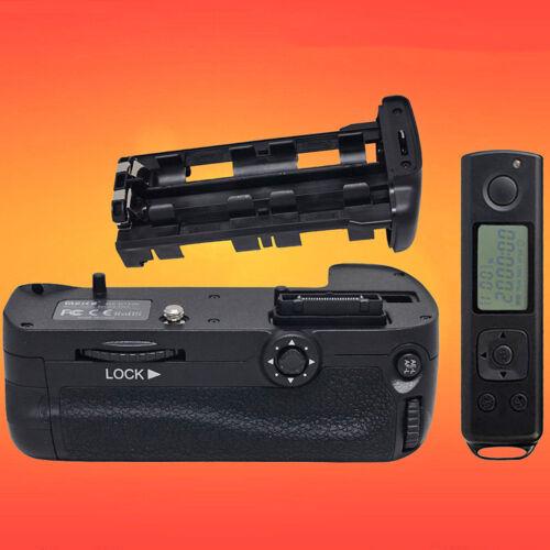 Poignée Grip Batterie pour Appareil Photo Nikon D7100 D7200 Télécommande MB-D15