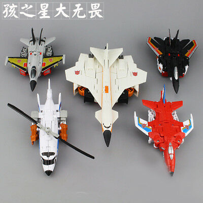 Air Raid Fireflight Transformers Alpha Skydive Silverbolt Action Figure