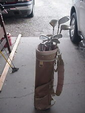 LADIES VERY NICE GOLF SET W 12 CLUBS CART BAG & BALL ALL SOUTH BAY  16ja14
