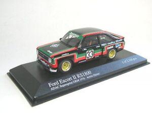 Ford-Escort-II-RS-1800-Castrol-No-33-DRM-1976