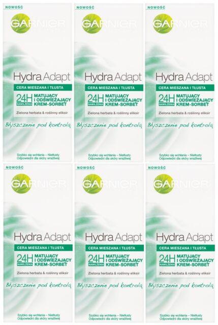 Garnier Hydra Adapt Crema Fresca Piel Mixta A Grasa 50 Ml For Sale Online Ebay
