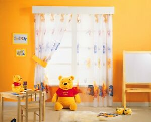 Tende Bambini Disney : Kinderzimmer gardine disney winnie pooh puuh alle maße auf