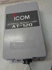 ICOM AT-120 AUTOMATIC ANTENNA TUNER - SINGLE SIDEBAND ANTENNA TUNER