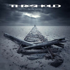 THRESHOLD - For the Journey (NEW*UK PROG METAL KILLER*LIM.DLP*BLACK V.+BONUS)