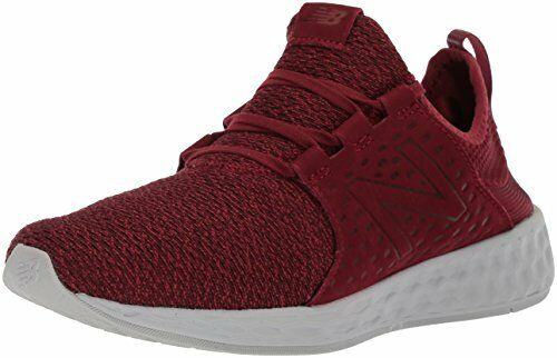 New Balance Men's Fresh Foam Cruz Running shoes,Mercury Red,10 D(M) US