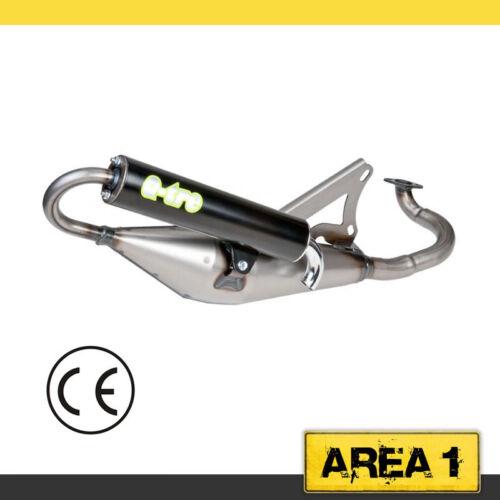 Race 50ccm /> Tecnigas Q-Tre Twister Sport Auspuff ATU//Explorer Spin GE