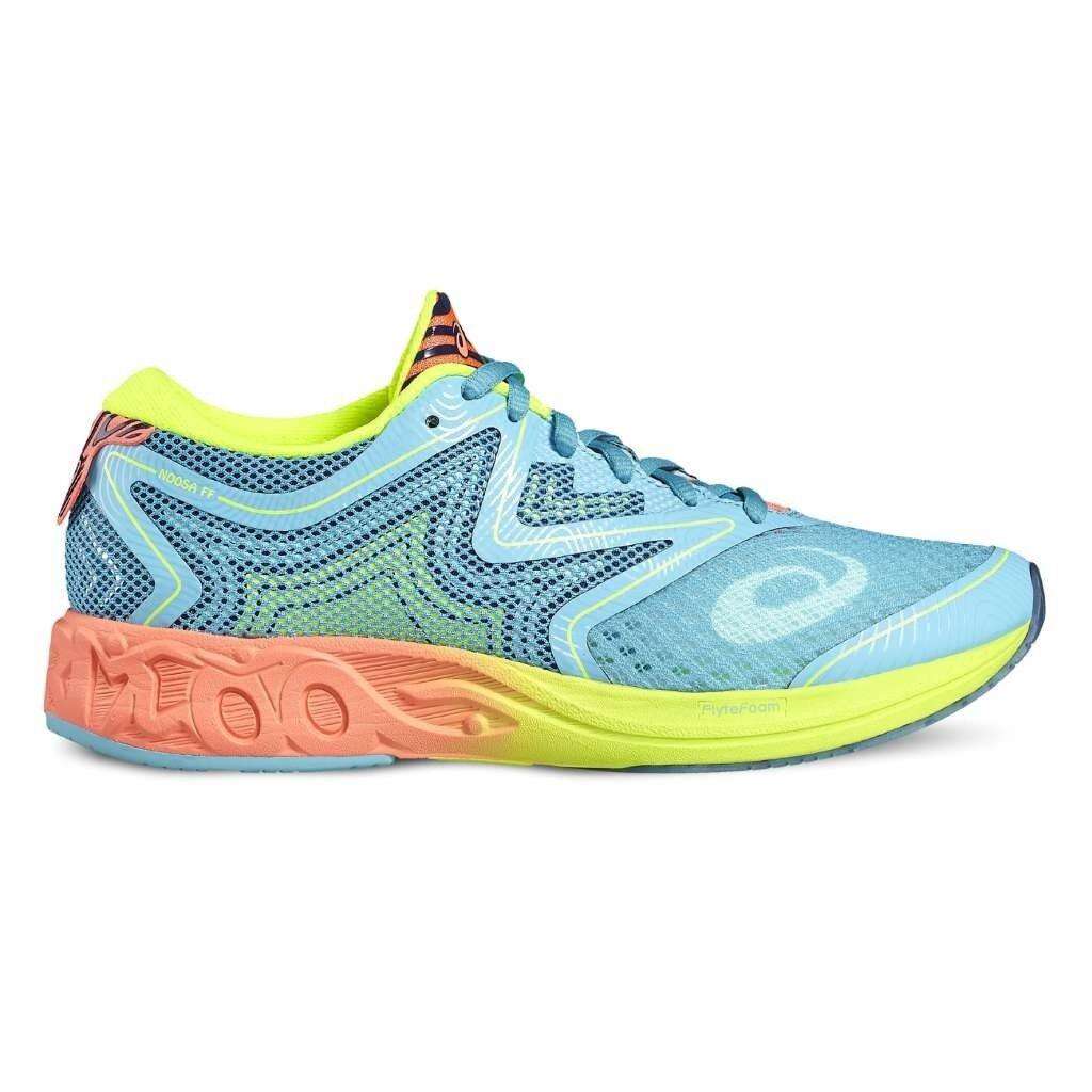 Asics gel noosa FF, señoras, running, zapatillas