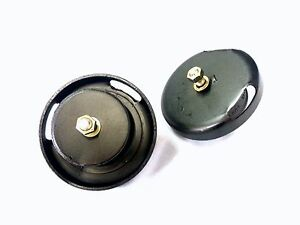 MAZDA-ROTARY-ENGINE-MOUNTS-PAIR-R100-RX2-RX3-RX4-RX5-RX7-SUIT-808-323-CAPELLA