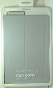 SAMSUNG Galaxy Tab S4 Book Cover - Gray EF-BT830PJEGUJ