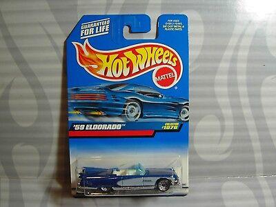 1999 Hot Wheels #1076 /'59 Cadillac Eldorado