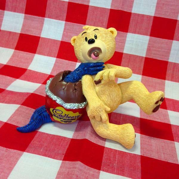Bad Taste Bears-eggbert Scream variazione-Uomota-Boxed-NUOVO
