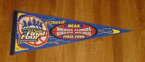 2000-Final-Four-pennant-Michigan-State-Spartans-Wisconsin-Florida-North-Carolina