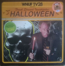 WNUF TV-28 Presents: Frank Stewart Investigates LP Terror Vision Halloween Show