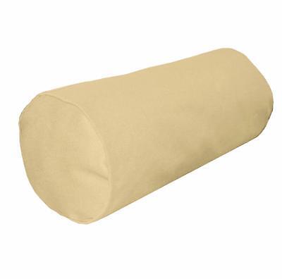 Aw12g Ice Mint High Quality 12oz Cotton Bolster Yoga Cushion Cover Custom Size
