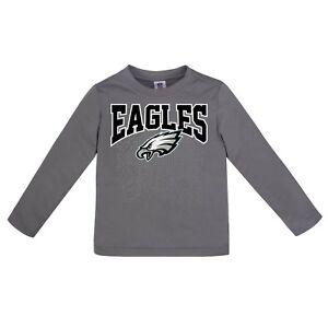 Image is loading Philadelphia-Eagles-Performance-Baby-Toddler-Shirt -Long-Sleeve- 6bb904560