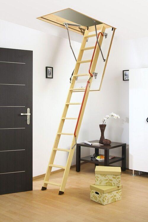 Escalier en Bas Escalier Du Grenier Fakro LWL Lux Chaque size Meilleur Prix