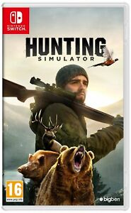 Hunting-Simulator-For-Nintendo-Switch-New-amp-Sealed
