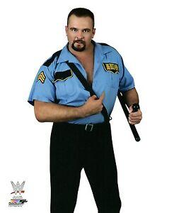 Wwe Photo Big Boss Man 8x10 Official Wrestling Promo Wwf Legend Ebay