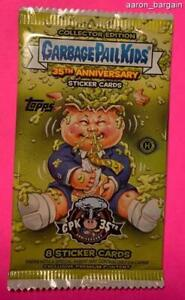 Collector Edition Pack 2020 Garbage Pail Kids 35th Anniversary GPK Auto//Sketch?