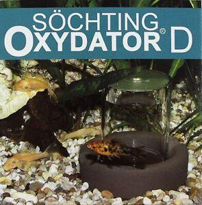 Contemplatif Söchting Oxydator D Oxygène Et Wasserqualität Pour Süßwasser-aquarien Jusqu'à