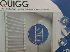 Quigg 3 in 1 Handtuchwärmer, Wäschewärmer & Handtuchhalter, Heizung  NEU