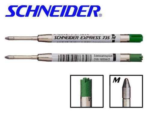 M Schneider Kugelschreiber Großraummine EXPRESS 735 G2-System Plug /& Play