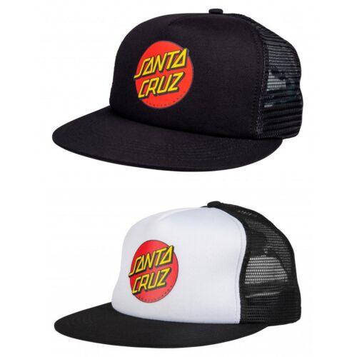 Santa Cruz Classic Dot Mesh Cap SCACAP Kappe Fade Skate