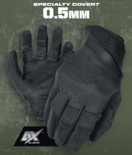 Black /& Coyote NEW Mechanix Speciality 0.5 Gloves High Dexterity Spec-Ops