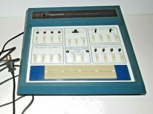 Heathkit-Digital-Design-Experimenter-Model-ET-3200-Repair-amp-parts-Only