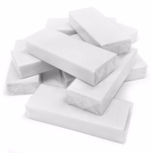10 x Large Jumbo Erasers OMG Branded White Vinyl Plastic Rubber Erasers