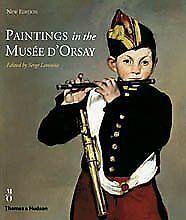 Paintings in the Musee d'orsay by Serge Lemoine (Hardback, 2004)(B4)