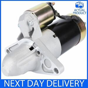mazda rx8 starter motor uprated 2003 12 high torque for manual ebay. Black Bedroom Furniture Sets. Home Design Ideas
