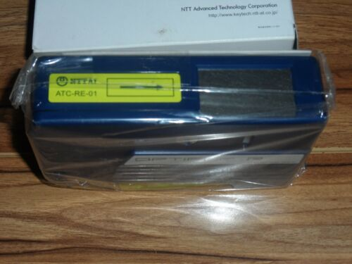 FREE SHIPPING ATC-RE-01 NTT AT OPTIPOP R OPTICAL CONNECTOR CLEANER REEL NEW!
