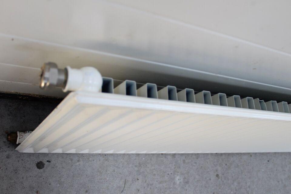 Radiator, Rio radiator 1 lags H: 45 Brede 200 cm