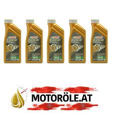 5 L LITER CASTROL EDGE TITANIUM FST™ SUPERCAR 10W-60 MOTOR-ÖL MOTOREN-ÖL