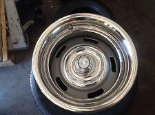 NEW Corvette Chevy camaro Rally Wheels 15 X 8 or 7s  silver