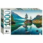 Hinkler Mindbogglers Series 14: Hintersee Lake, Germany 1000-Piece Jigsaw Puzzle