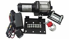 3000 Lb Winch ATV 12V Volt Kit Recovery Towing Truck Trailer Boat New
