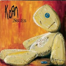 Korn Issues CD 4th Place Cover Design