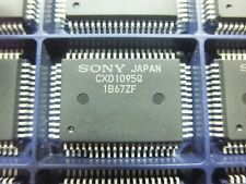 SONY CXD1095Q QFP-64 C-MOS I//O PORT EXPANDER IC