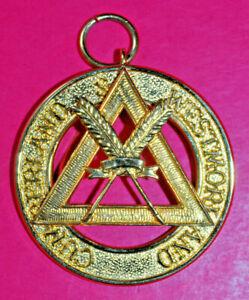 Cumberland & Westmorland Past Provincial Grand Scribe Chapter jewel masonic