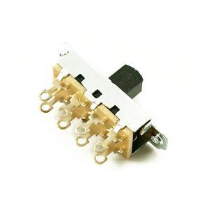 Switchcraft-Mustang-interruptor-deslizante-Duosonic