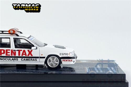 Tarmac Works 1:64 Volvo 850 Estate Macau Safety car 2020 Macau Racing live Car