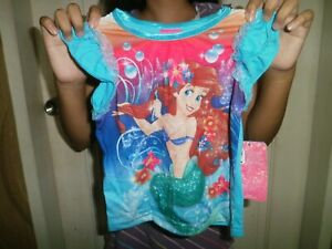 CLOSEOUT-SALE-Imported-From-USA-14-99-Disney-Ariel-Shirt-2T