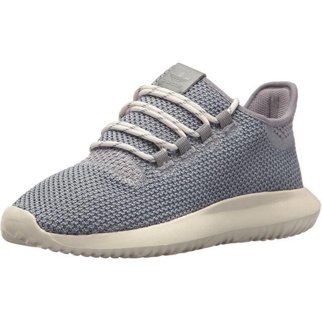 adidas Originals Tubular Shadow J Gray Three Textile Junior ...
