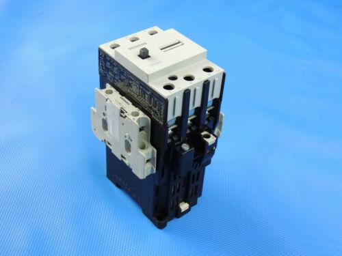 Siemens 3TF44 Schütz 3TF4422-0B Contactor  Spule 24V Inkl MwSt